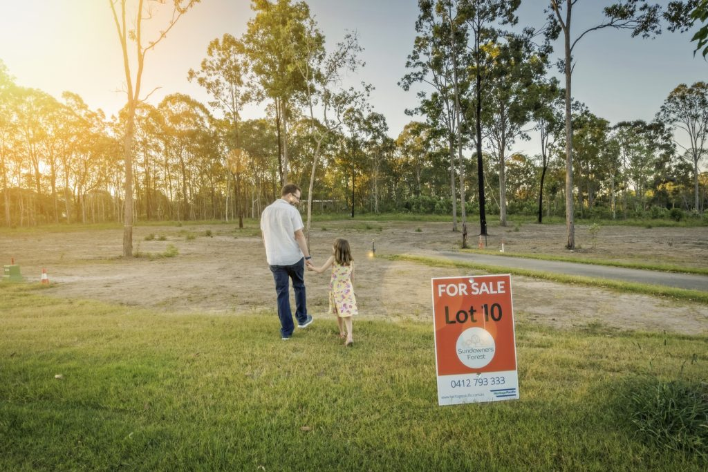 Sundowners Forest - Upper Caboolture - lands with view North Brisbane for sale